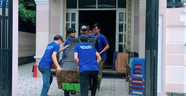 Chuyển nhà trọn gói giá rẻ quận Bình Thạnh- Phú mỹ Express