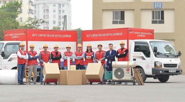 Chuyển nhà trọn gói giá rẻ quận Bình Thạnh-Thành Hưng