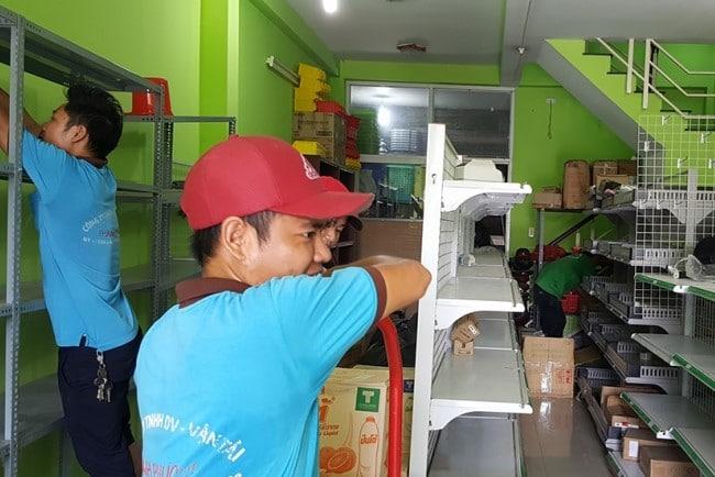 Chuyển nhà trọn gói giá rẻ quận Bình Thạnh-Thành Phương