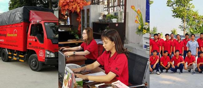 Chuyển nhà trọn gói giá rẻ quận Phú Nhuận-Moving House