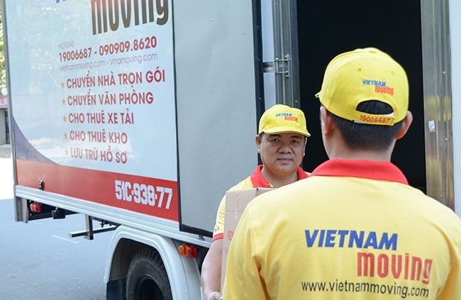 Chuyển nhà trọn gói giá rẻ quận Phú Nhuận-Vietnam Moving