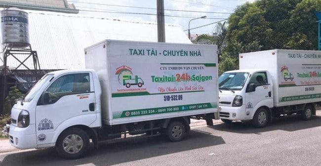 Chuyển nhà trọn gói giá rẻ quận Tân Bình-Taxi Tải 24H