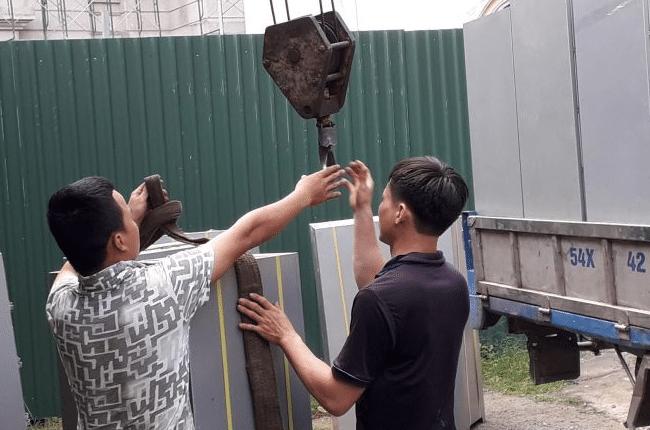 Chuyển nhà trọn gói giá rẻ quận Tân Bình- Vận tải 24H