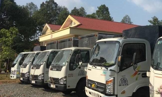 Chuyển nhà trọn gói giá rẻ quận Tân Bình-Vận tải An Phát 24H