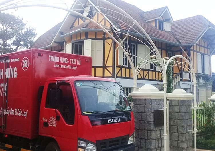 Chuyển nhà trọn gói giá rẻ quận Tân Phú-Thành Hưng