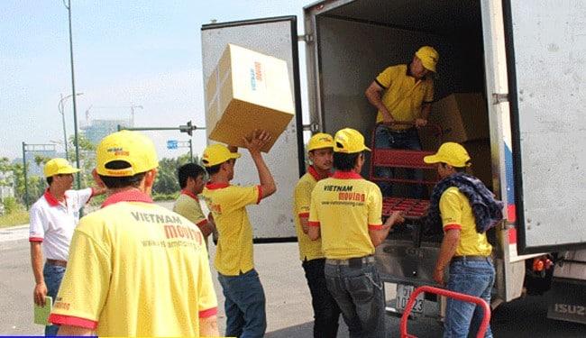 Chuyển nhà trọn gói giá rẻ quận Thủ Đức-Vietnam Moving