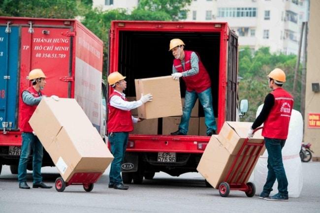 Dịch vụ chuyển nhà Quận 1 - Thành Hưng