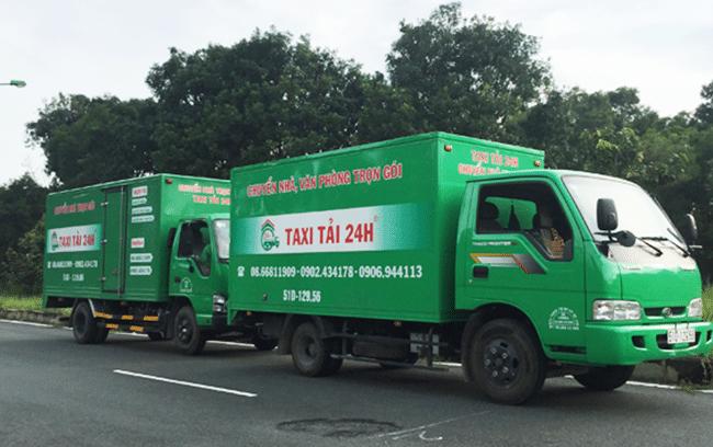 Chuyển nhà trọn gói giá rẻ tại quận 5 Taxi tải 24h