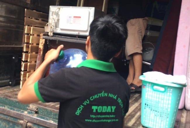 Chuyển nhà trọn gói giá rẻ quận 6 Thái Phong