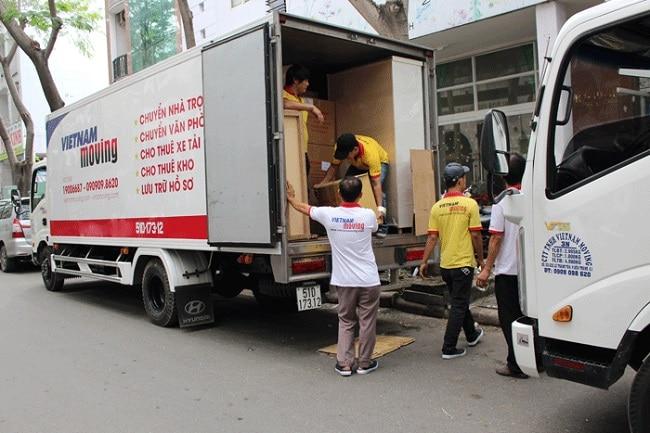 Chuyển nhà trọn gói Quận 1 - Vietnam Moving
