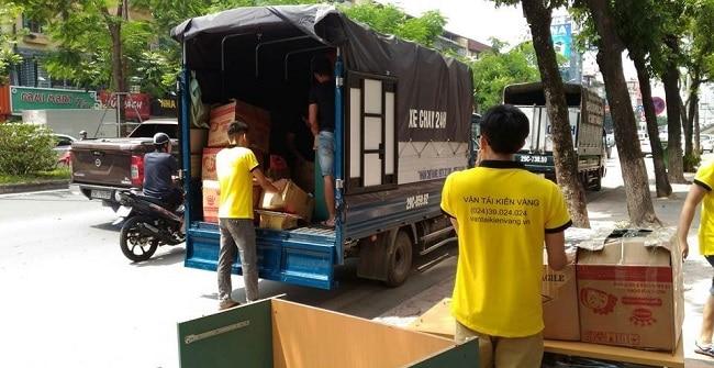 Chuyển nhà trọn gói Quận 2 - Kiến Vàng Sài Gòn