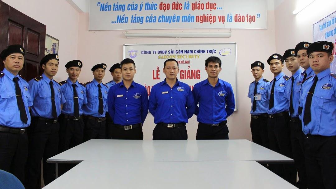 Công ty bảo vệ Quận 1 - Sài Gòn Nam Chính Trực