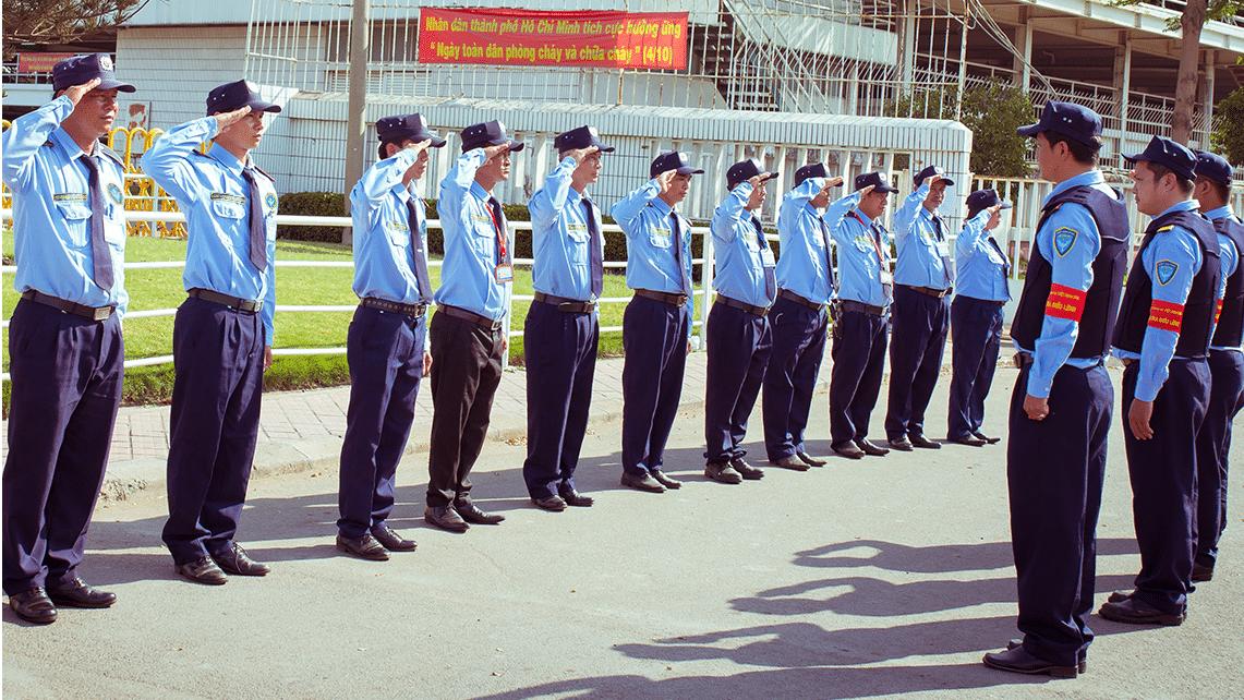 Công ty bảo vệ Quận 10 - Việt Nam 24h