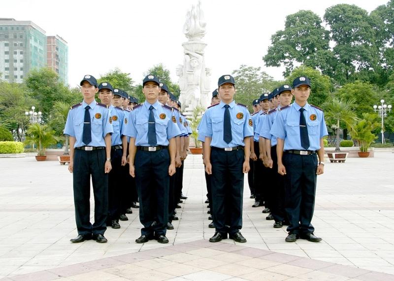 Công ty bảo vệ Quận 11 - VBT thăng Long