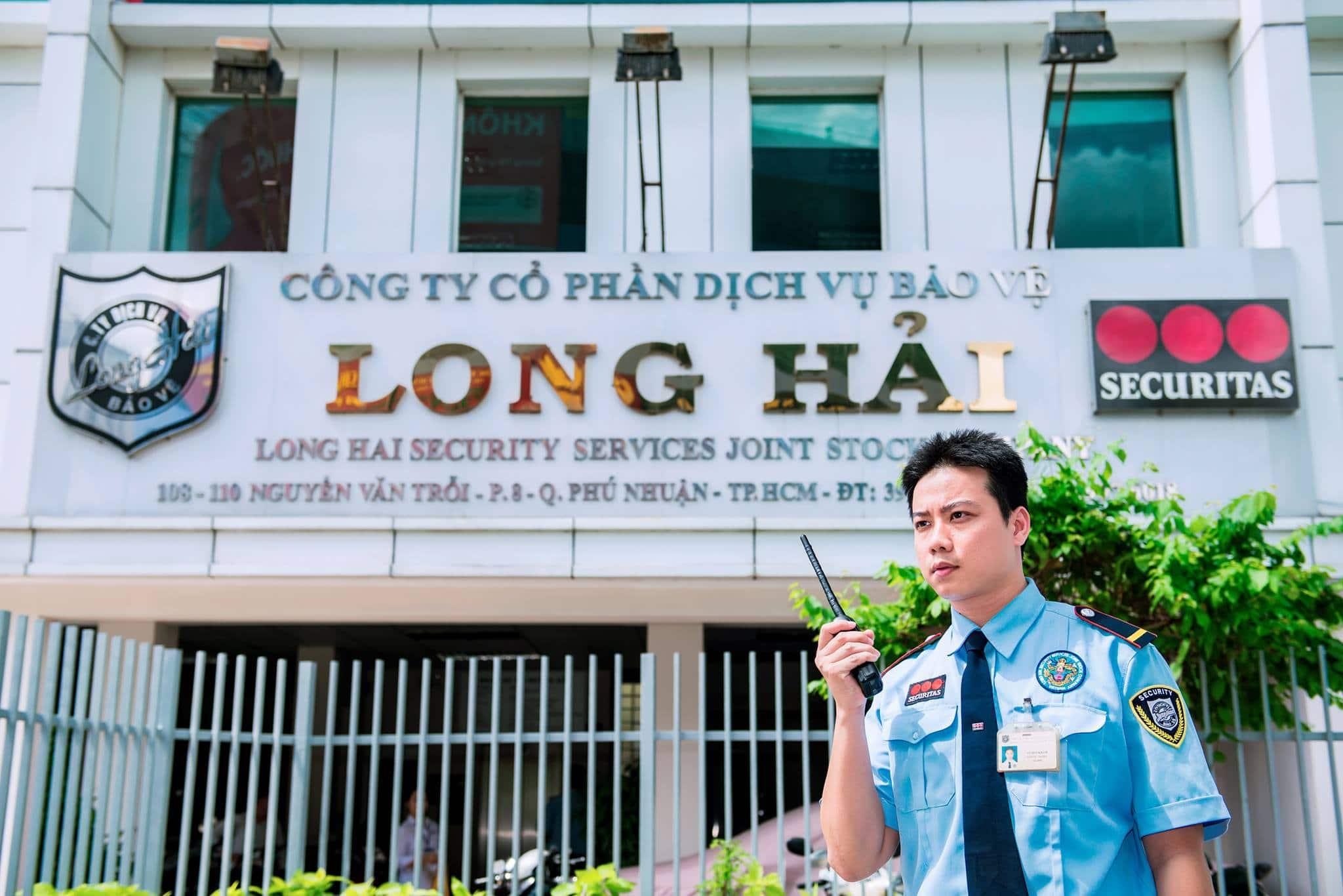 Công ty bảo vệ Quận 3 - Dịch vụ Long Hải