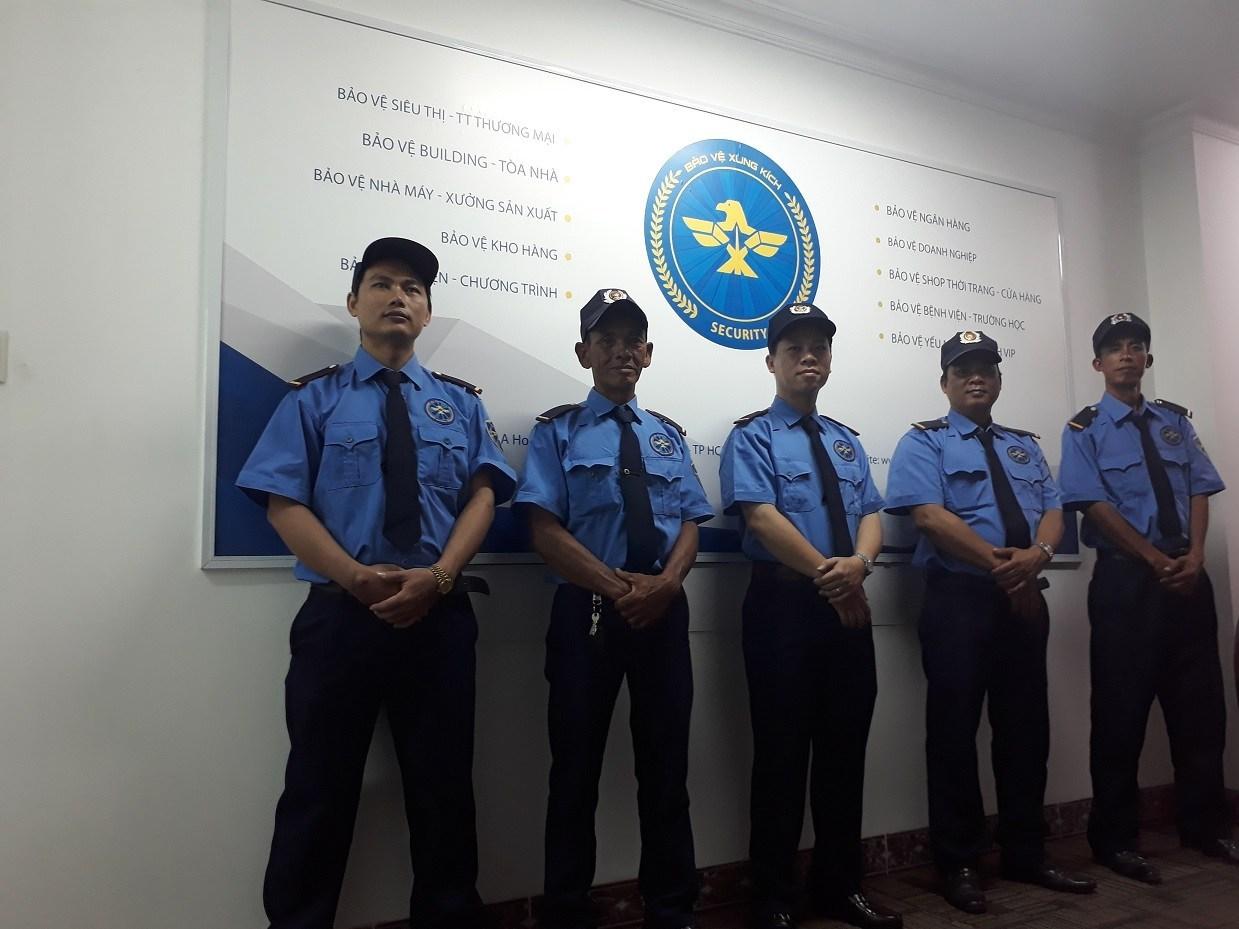 Công ty bảo vệ Quận 5 - Xung kích Security