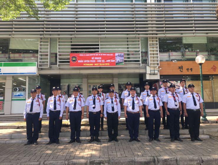 Công ty bảo vệ Quận 5 - An Ninh Toàn Việt
