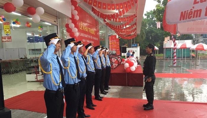 Công ty bảo vệ Quận 5 -Việt Nam 24h