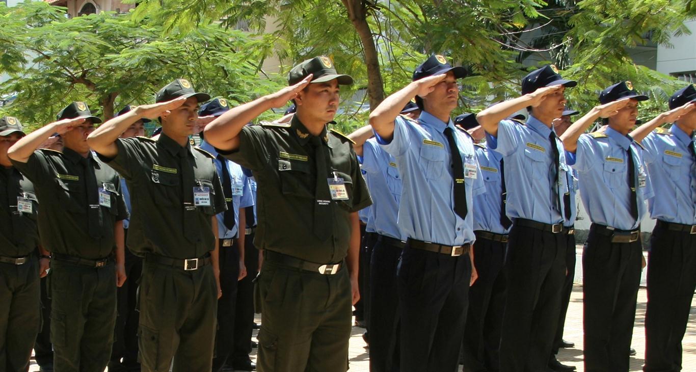 Công ty bảo vệ Quận 6 - Thanh Niên Việt