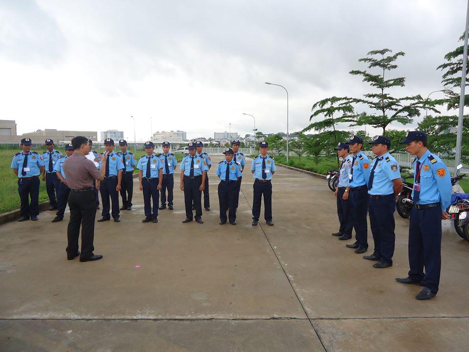 Công ty bảo vệ Quận 7 - Thành Đồng