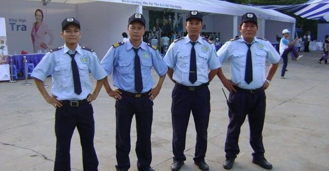 Công ty bảo vệ Quận 7 - Nam Sài Gòn
