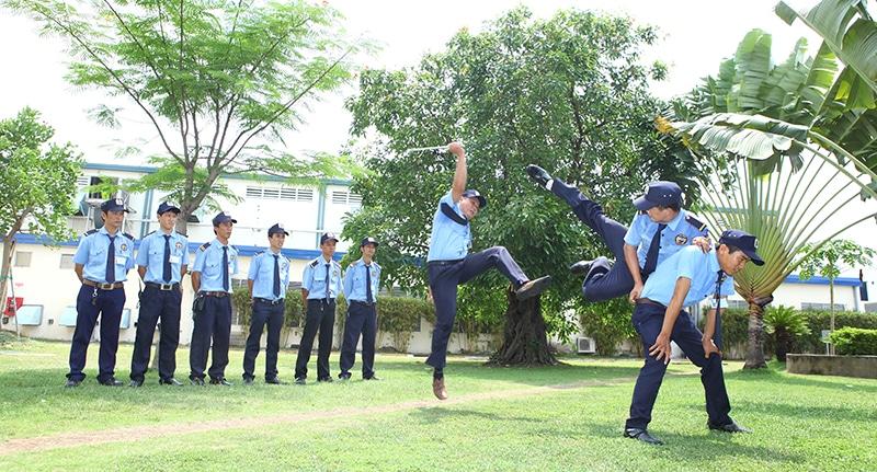 Công ty bảo vệ quận 8 - Thái Long Sài Gòn