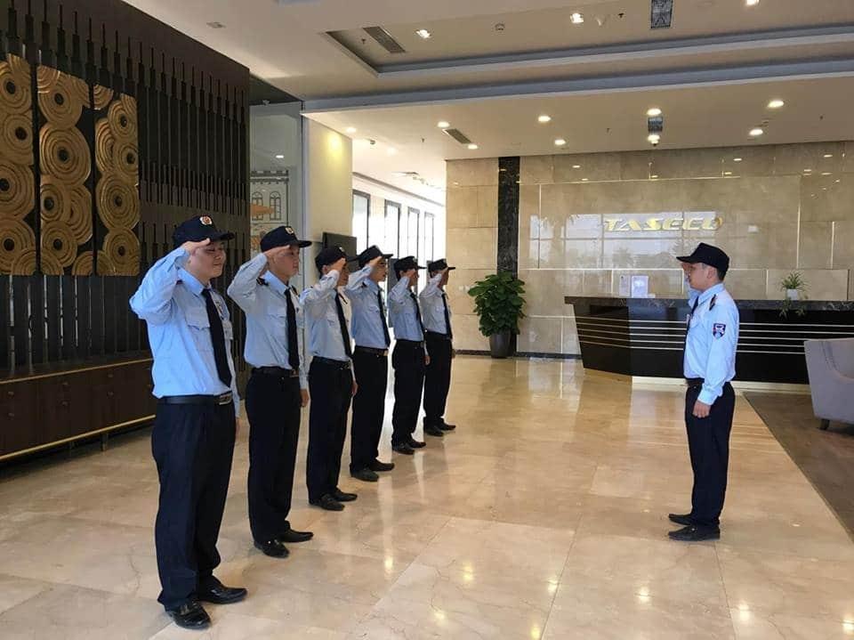 Công ty bảo vệ quận 8 - Trang Nhã