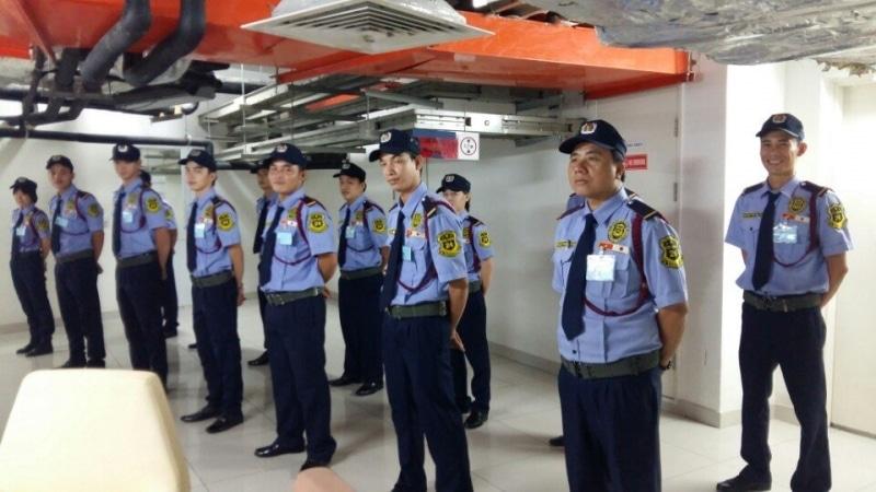 Công ty bảo vệ Quận Bình Tân - Hoàng Phi Hổ