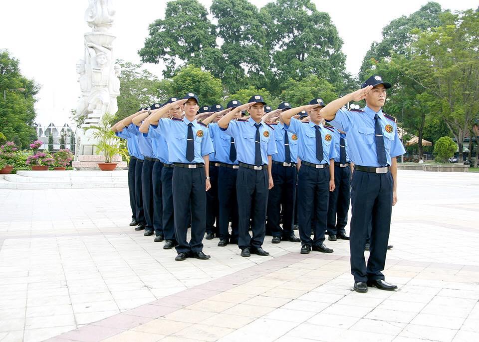 Công ty bảo vệ Quận Bình Tân - Hưng Long