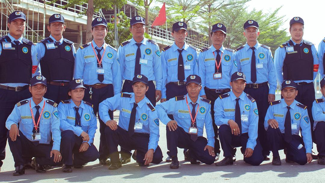 Công ty bảo vệ Quận Bình Tân - Việt Nam 24h