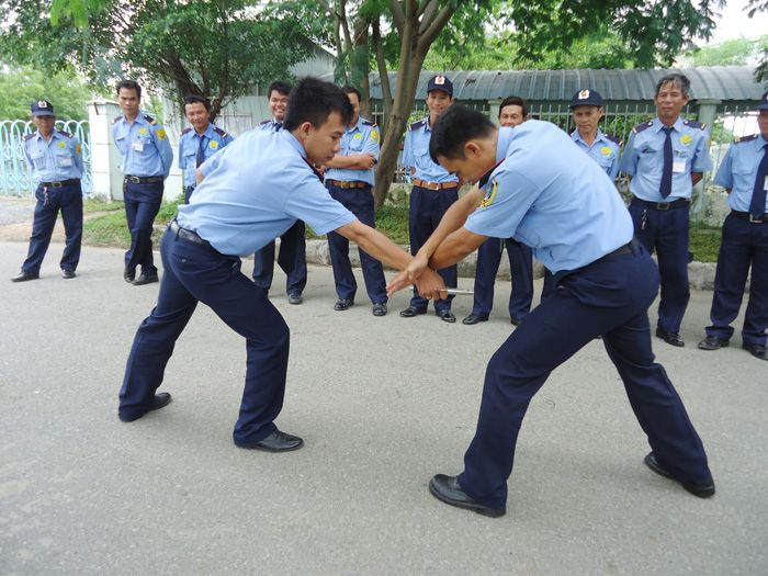 Công ty bảo vệ Quận Bình Thạnh - Hoàng long hải