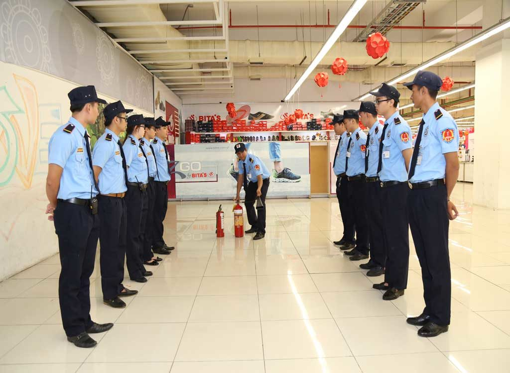 Công ty bảo vệ Quận Bình Thạnh - An Ninh Toàn Cầu
