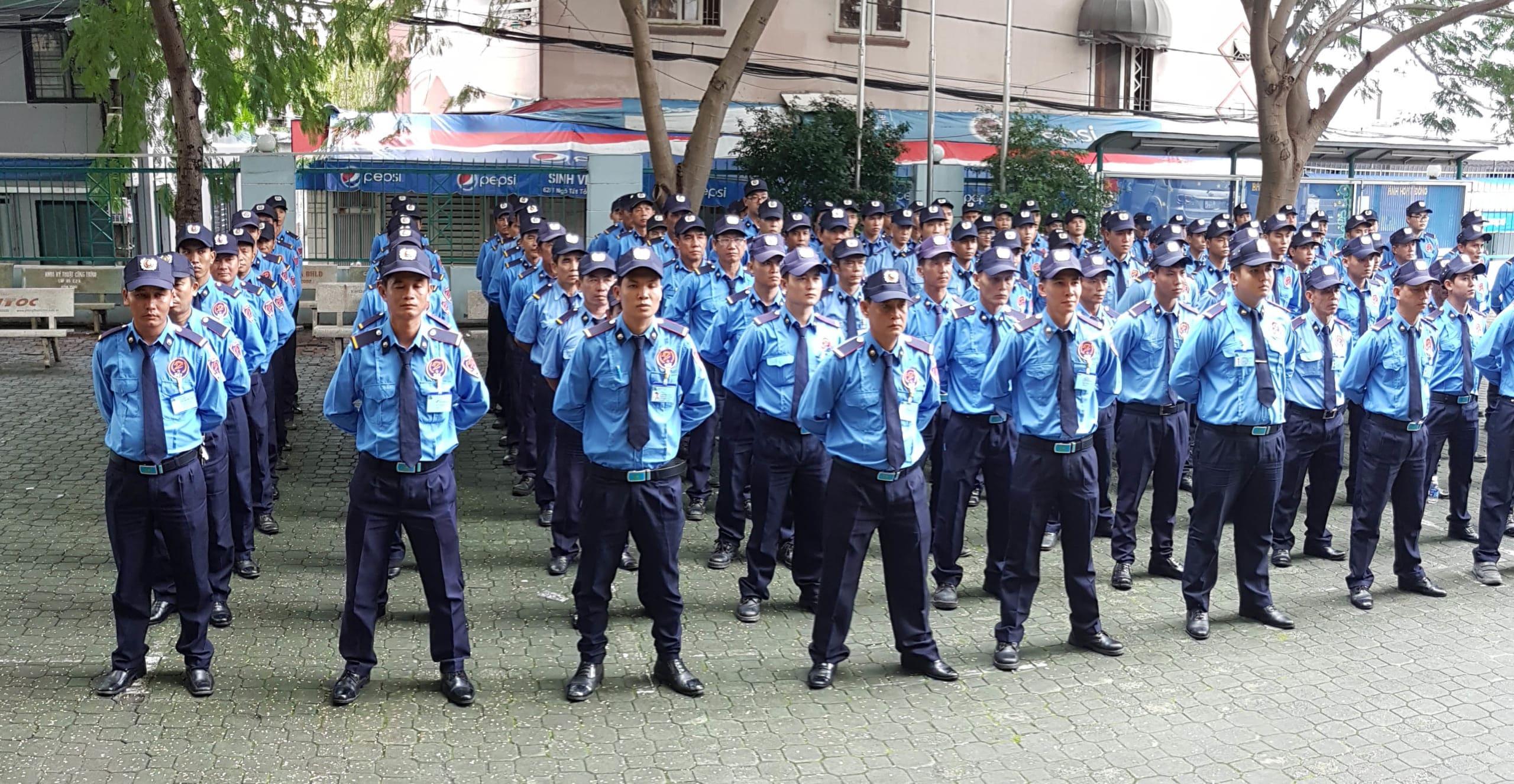 Công ty bảo vệ Quận Bình Thạnh - Hai Bốn Bảy