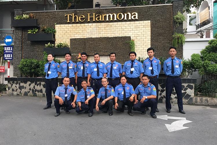 Công ty bảo vệ Quận Bình Thạnh - Long Hoàng