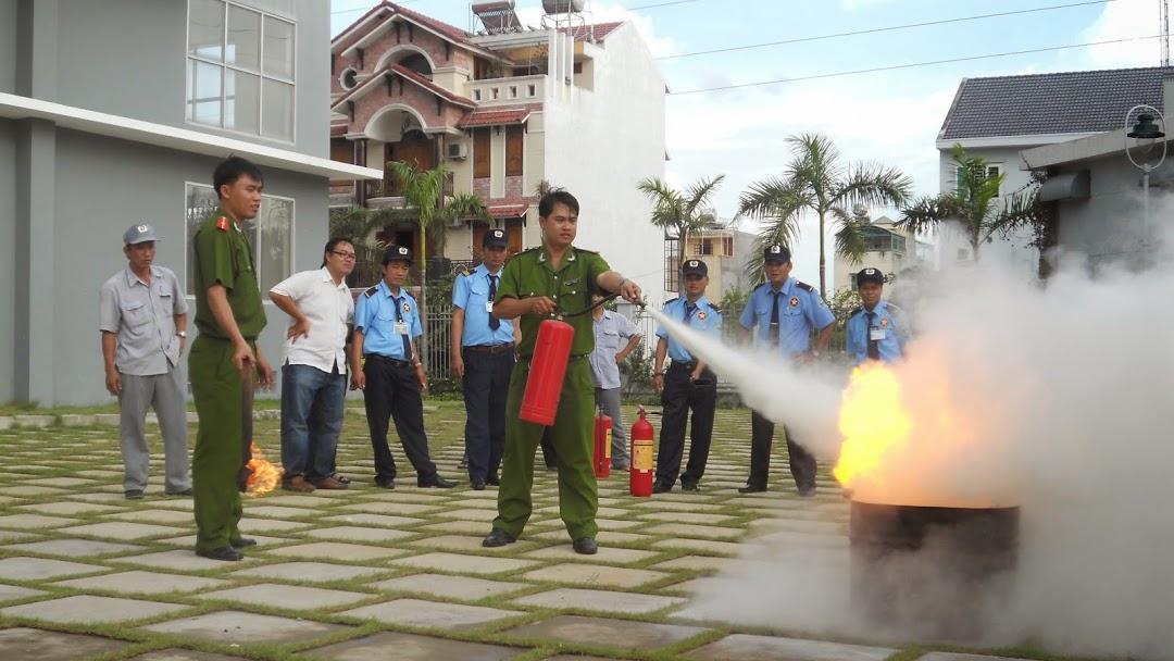 Công ty bảo vệ Quận Gò Vấp - Thanh Bình Phú Mỹ