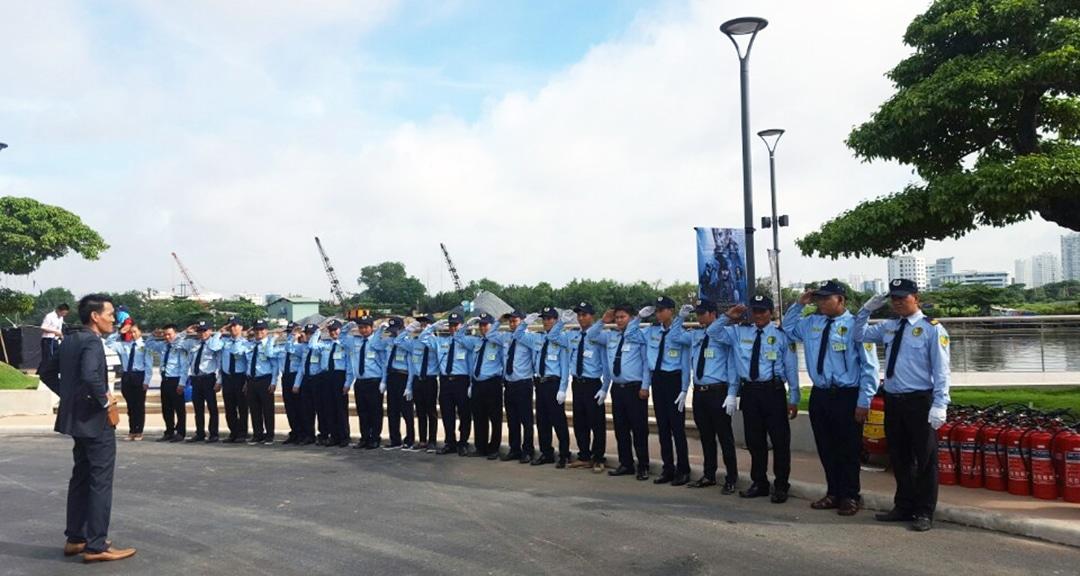 Công ty bảo vệ Quận Phú Nhuận - Long Vân