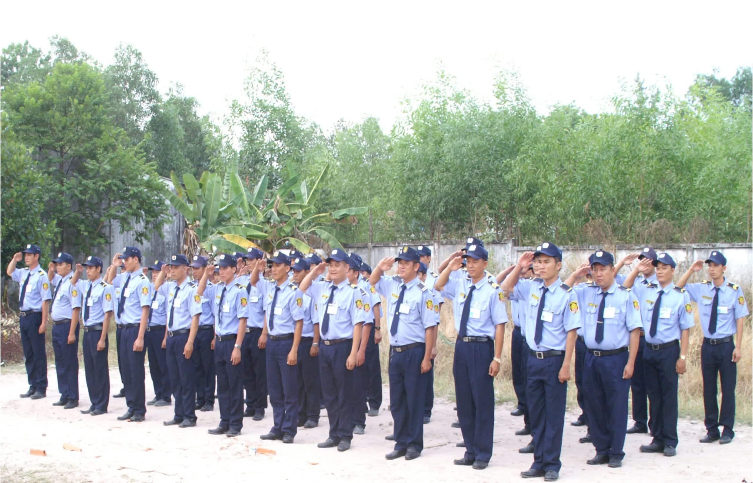 Công ty bảo vệ Quận Phú Nhuận - Phát Công Minh