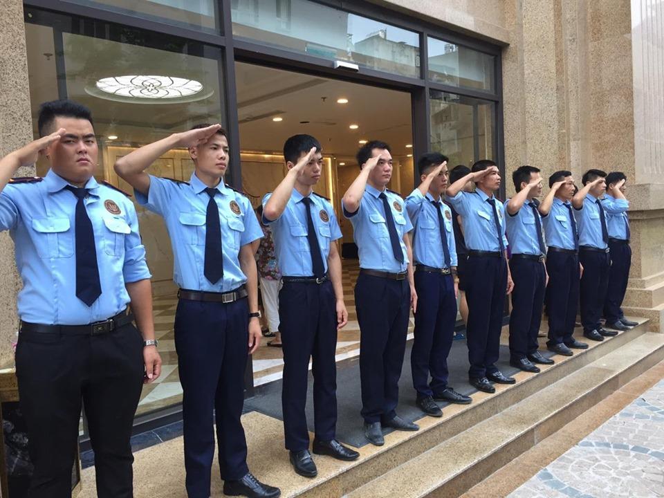 Công ty bảo vệ Quận Phú Nhuận - Ưng Long