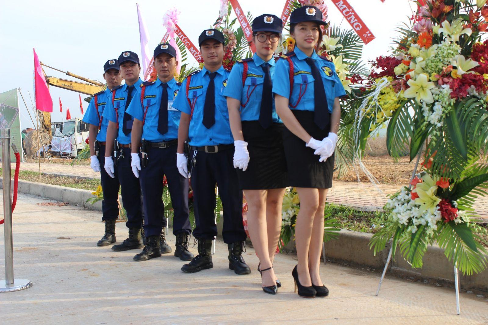 Công ty bảo vệ Quận Tân Bình - Hoàng Khương