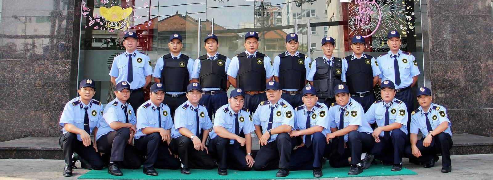 Công ty bảo vệ Quận Tân Phú - Quốc Thắng
