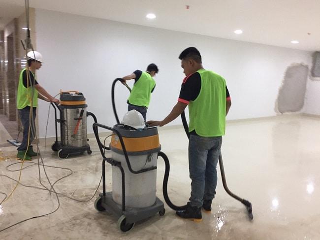 Giá dịch vụ vệ sinh công nghiệp - Kim Quốc Tế
