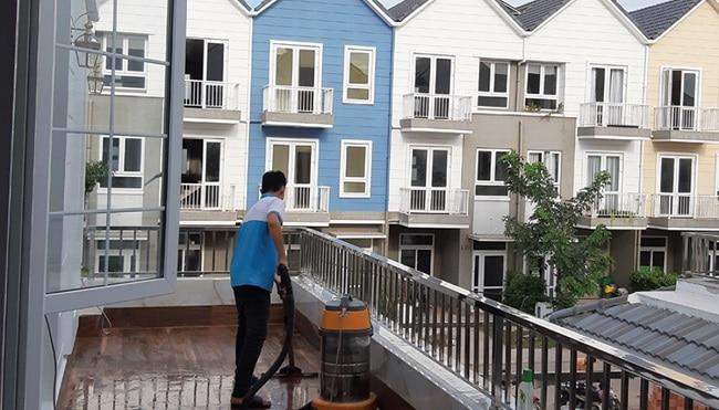 Giá dịch vụ vệ sinh nhà ở TPHCM - Nhà Đẹp