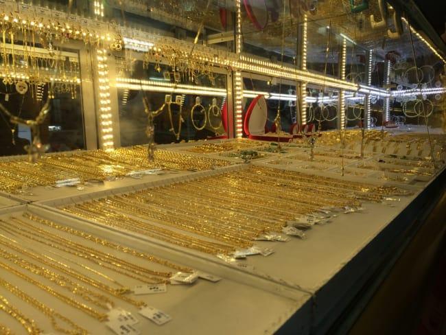 Tiệm vàng Quận 1 - Lan Anh