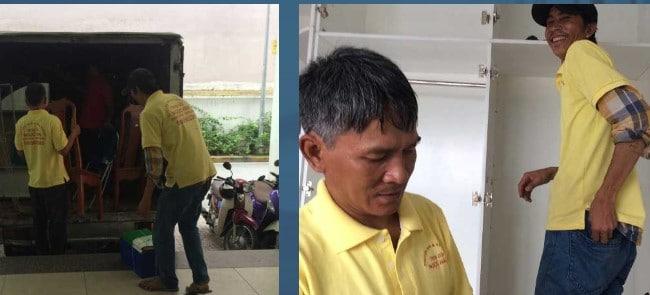 Chuyển nhà trọn gói giá rẻ huyện Cần Giờ-Ngọc Hân
