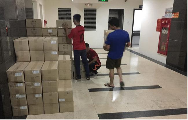 Chuyển nhà trọn gói giá rẻ huyện Cần Giờ- Sài Gòn Moving 24H