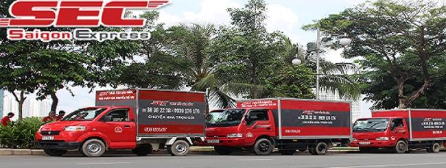 Chuyển nhà trọn gói giá rẻ huyện Nhà Bè-Taxi Tải Sài Gòn