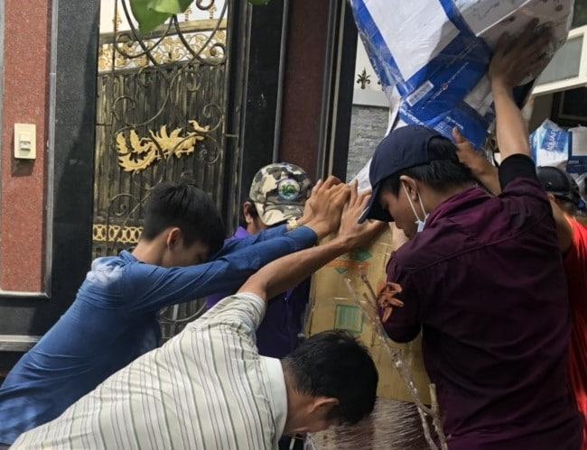Chuyển nhà trọn gói giá rẻ quận Gò Vấp-Thành Hưng