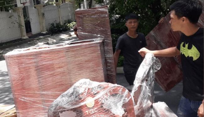 Chuyển nhà trọn gói giá rẻ quận Gò Vấp-Vận tải 24H