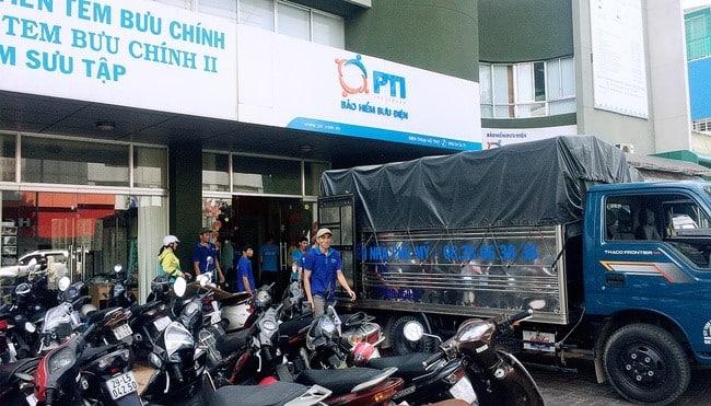 Chuyển văn phòng trọn gói giá rẻ huyện Bình Chánh-Phú Mỹ Express
