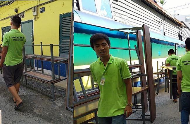 Chuyển văn phòng trọn gói giá rẻ huyện Cần Giờ-Chuyển nhà trọn gói TPHCM